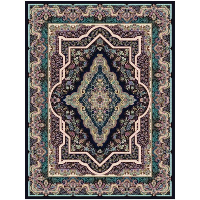 فرش پاتریس طرح تبسم