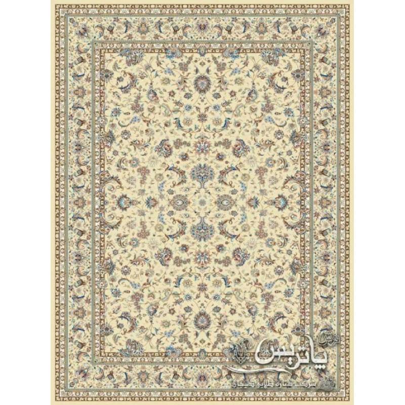 فرش پاتریس طرح افشان اصفهان