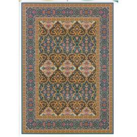فرش ماشینی طرح کاشی