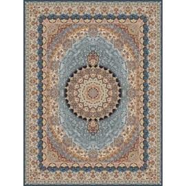 فرش ساوین طرح گل نما